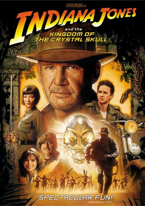 Indiana Jones And The Kingdom Of The Crystal Skull Movie