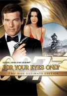 For Your Eyes Only: Ultimate Edition Movie