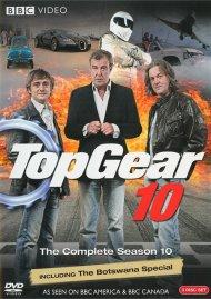Top Gear 10: The Complete Season 10 Movie