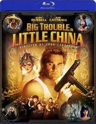 Big Trouble In Little China Blu-ray