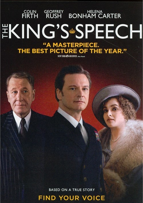 Kings Speech, The Movie