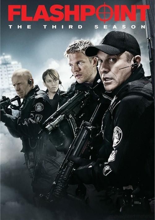 Flashpoint: The Third Season Movie