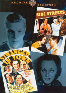 Side Streets / Stranger In Town (Double Feature) Movie