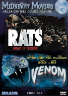 Midnight Movies: Volume 10 - Killer Critters Double Feature Movie