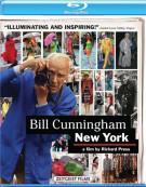Bill Cunningham New York Blu-ray