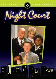Night Court: The Complete Sixth Season Movie