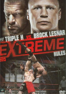 WWE: Extreme Rules 2013 Movie