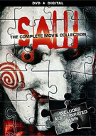 Saw: Complete Movie Collection Movie