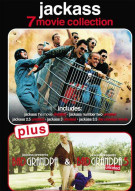 Jackass 7-Movie Collection Movie