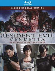 Resident Evil: Vendetta: Two Disc Special Edition Blu-ray