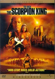 Scorpion King, The (Widescreen) Movie