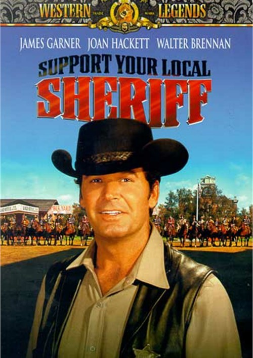 Support Your Local Sheriff Movie