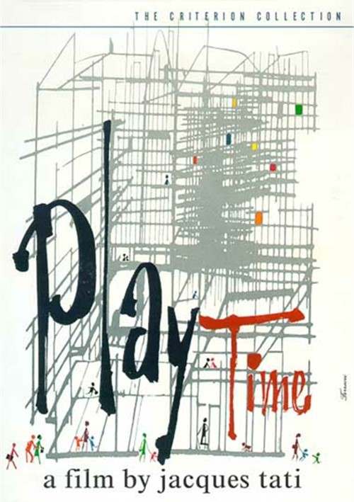 Playtime: The Criterion Collection Movie