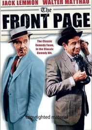 Front Page, The Movie