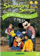 Sing Along Songs: Campout At Walt Disney World Movie