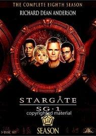 Stargate SG-1: The Complete Eighth Season Movie