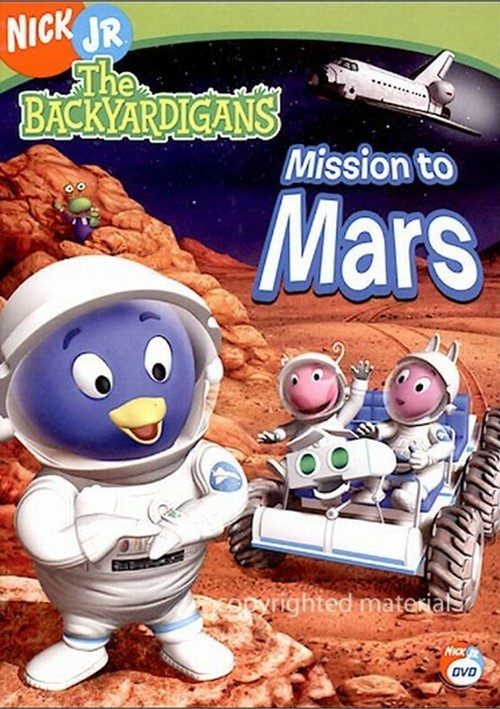 Backyardigans, The: Mission To Mars Movie