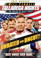 Talladega Nights: The Ballad Of Ricky Bobby - Unrated (Fullscreen) Movie