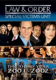 Law & Order: Special Victims Unit - The Third Year Movie