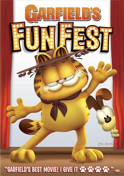 Garfields Funfest Movie