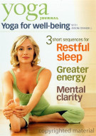Yoga Journal: Yoga For Well-Being With Jason Crandell Movie