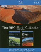 BBC Earth Collection, The Blu-ray