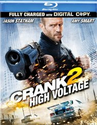 Crank 2: High Voltage Blu-ray