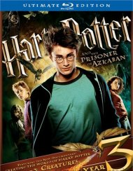 Harry Potter And The Prisoner Of Azkaban: Ultimate Edition Blu-ray