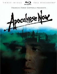 Apocalypse Now: Full Disclosure Blu-ray