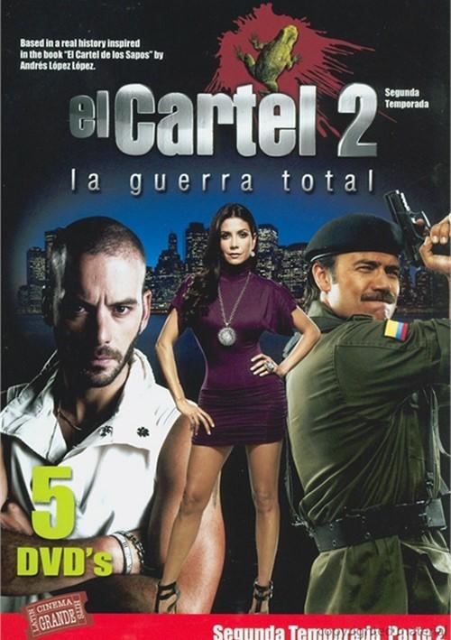El Cartel: Season 2, Pt 2 - La Guerra Total Movie