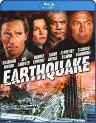 Earthquake Blu-ray