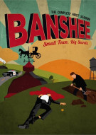 Banshee: The Complete First Season Movie