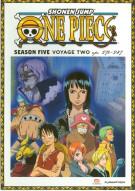 One Piece: Season Five - Second Voyage  Movie