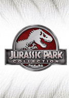 Jurassic Park Collection (DVD + UltraViolet) Movie