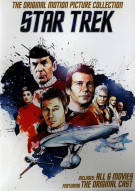 Star Trek: Original Motion Picture Collection (Repackage) Movie