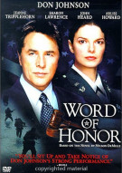 Word Of Honor Movie