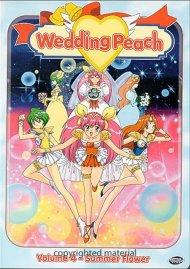 Wedding Peach: Volume 4 - Summer Flower Movie