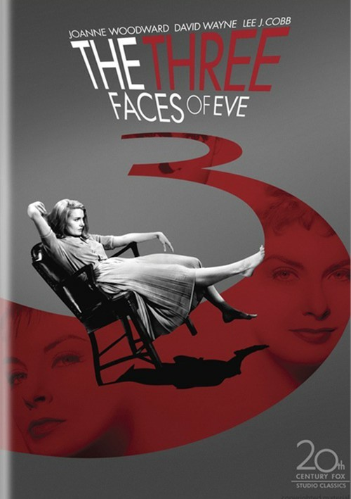 Three Faces Of Eve, The (Repackage) Movie