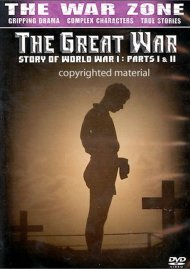 War Zone, The: The Great War - The Story of WWI 1914-1918 Movie