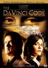 Da Vinci Code, The: Special Edition (Widescreen) Movie