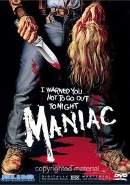 Maniac Movie