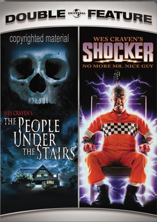 People Under The Stairs, The / Shocker (Double Feature) Movie