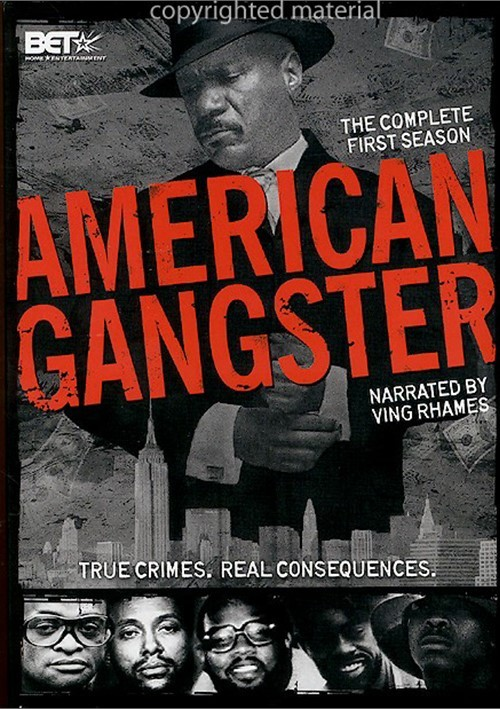American Gangster: The Complete First Season Movie