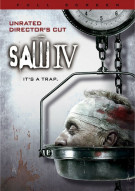 Saw IV: Unrated Directors Cut (Fullscreen) Movie