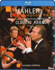 Mahler: Symphony No. 5 Blu-ray