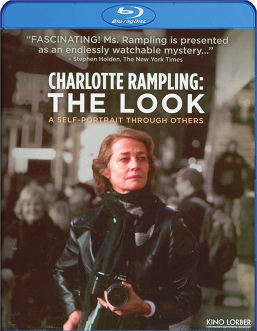 Charlotte Rampling: The Look Blu-ray