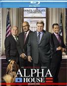 Alpha House Blu-ray