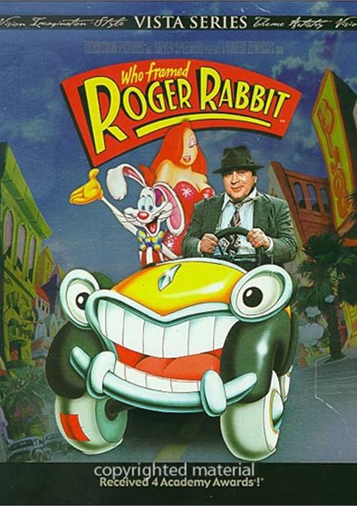 Who Framed Roger Rabbit (Vista Series) Movie
