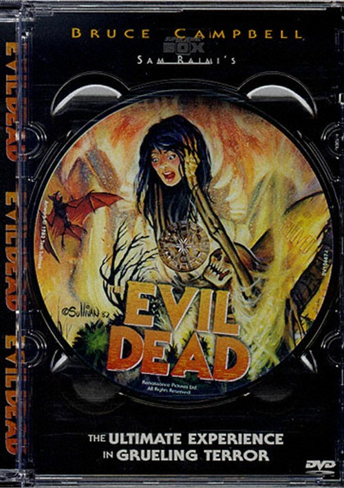 Evil Dead, The Movie