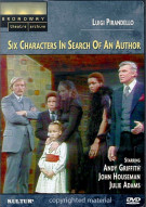 Six Characters In Search Of An Author Movie